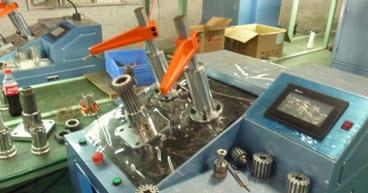 直线电机生产设备