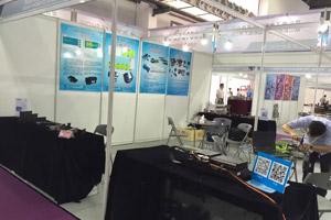展会直线电机产品展示
