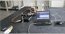 直线电机模组检测