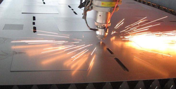 同茂直线电机激光切割机应用2