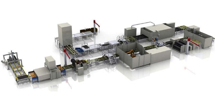 同茂直线电机自动包装流水线应用
