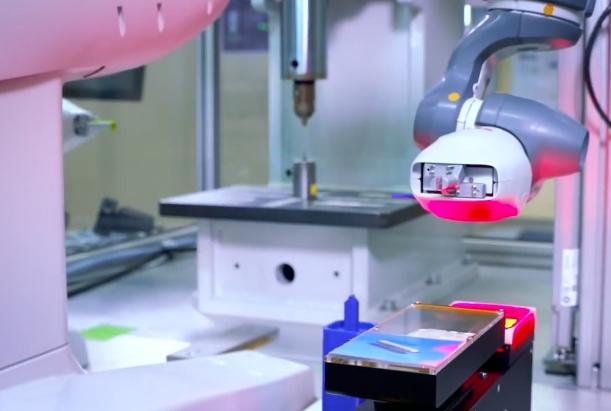 光纤连接器精密零件柔性振动供料