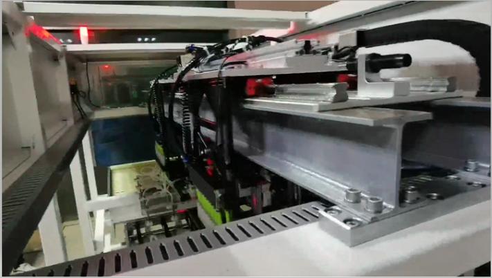 同茂电机大推力直线电机高速送料机