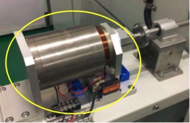 音圈电机疲劳性能测试设备