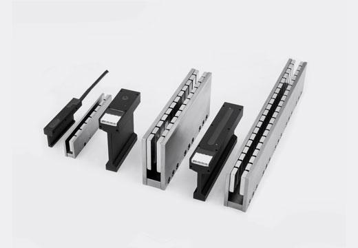 TMCF 无铁芯U型槽直线电机