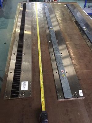 一体式长定子平板直线电机单轴模组
