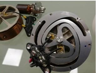 特殊柔性直线音圈电机模组