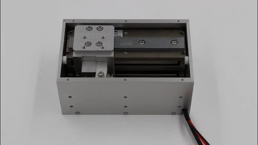 矩形音圈电机模组