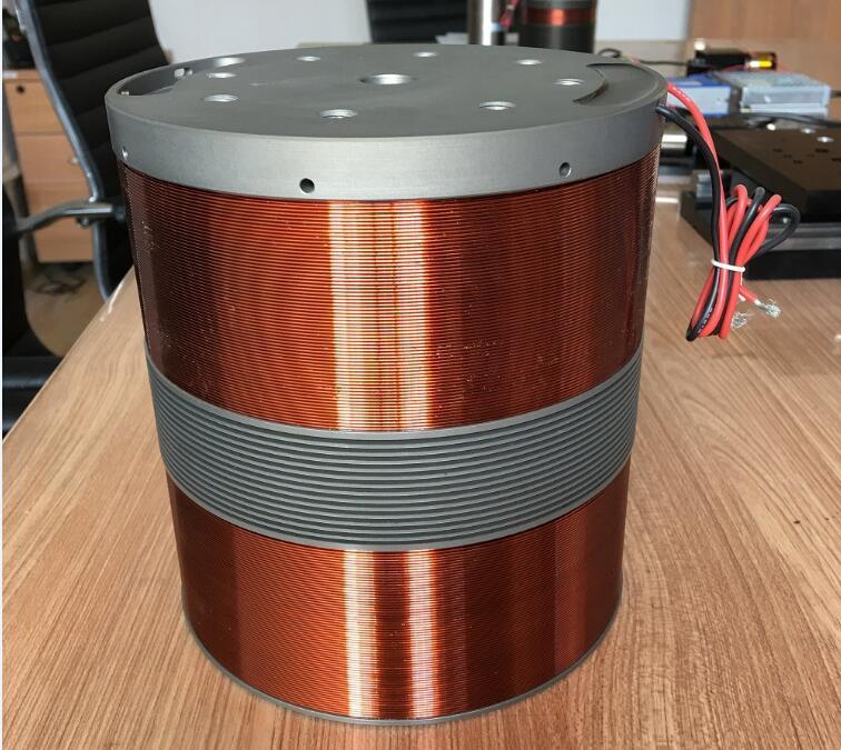 TMEC同茂电机定制2500N音圈电机
