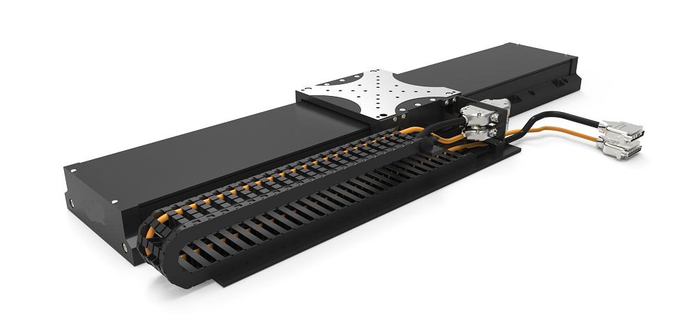 同茂单轴高精密直线电机平台模组
