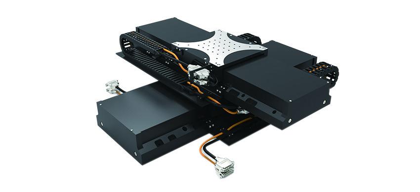 同茂XY双轴高精密直线电机平台模组