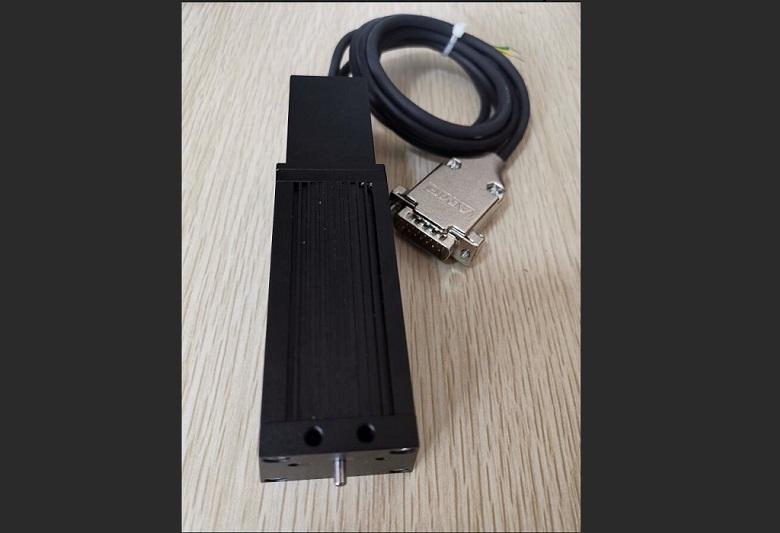 Z轴断电自锁音圈电机模组