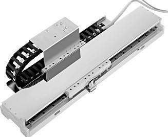 同茂有铁芯直线电机平台模组