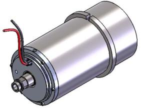 直轴音圈电机