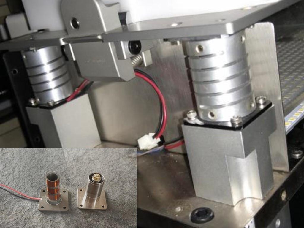 音圈电机柔性振动盘上料供料
