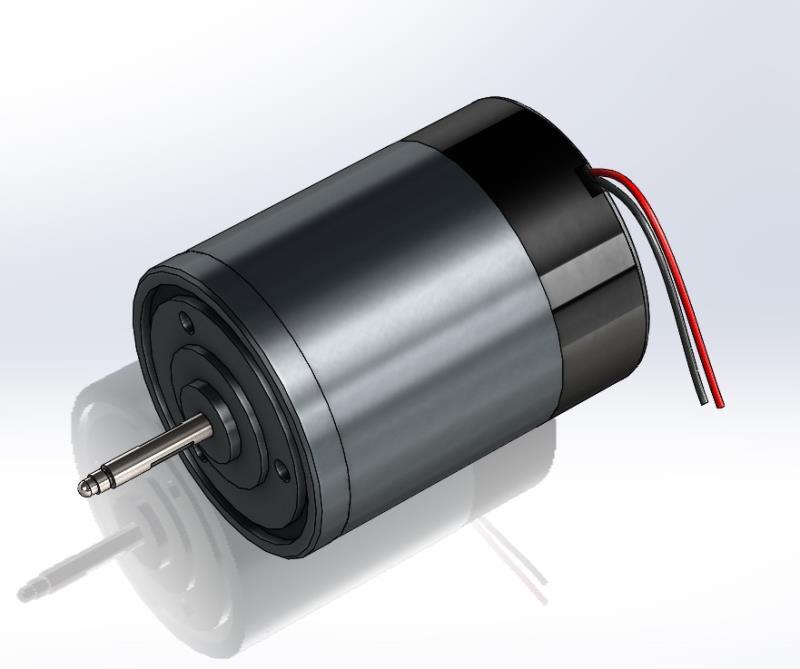 呼吸机精密音圈电机马达